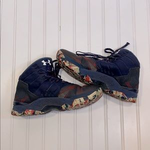 Stephen Curry under armour men's shoes